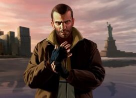 В игру экшен-приключение Grand Theft Auto IV вернули музыку, но сломали игру