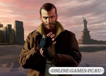 игра экшен-приключение Grand Theft Auto IV