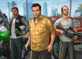 Сегодня в Epic Games Store будут раздавать игру экшен-приключение Grand Theft Auto V