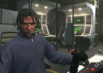 экшен-приключение GTA Online