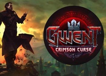 компьютерная игра Gwent Crimson Curse
