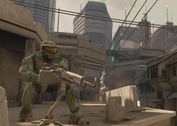 компьютерная игра стрелялка Halo: The Master Chief Collection