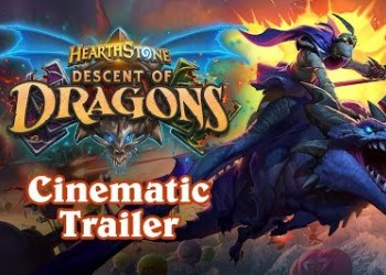 Hearthstone Descent of Dragons