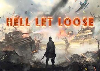 компьютерная игра Hell Let Loose