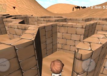 Компьютерная игра 3d Лабиринт на Андроид