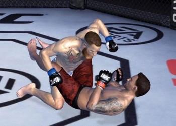 Игра UFC на Андроид