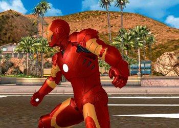 Компьютерная игра Железный Человек 3 на Андроид