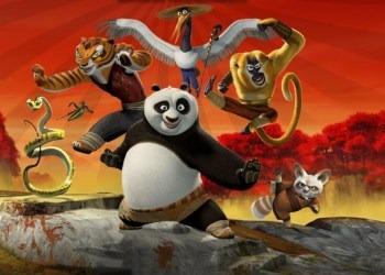 игра кунгфу панда