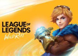 Мобильная версия стратегии League of Legends выглядит довольно круто