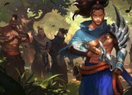 Riot Games сообщила дату выхода Legends of Runeterra