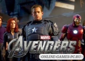 игра экшен-приключение Marvel Avengers