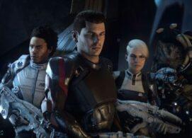 Трилогия Mass Effect получит HD-ремастер