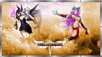Браузерная игра Меч Ангелов