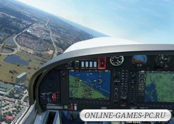 игра симулятор Microsoft Flight Simulator