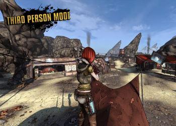 Играйте в компьютерную игру Borderlands GOTY Enhanced с модом