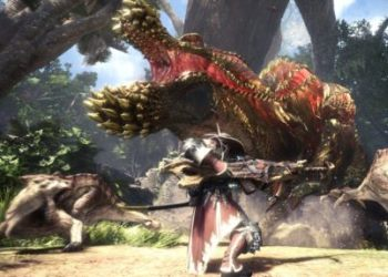 Ведьмак появится в компьютерной онлайн игре Monster Hunter: World
