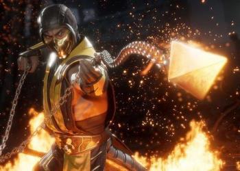 игра драка Mortal Kombat 11