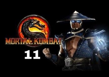 игра файтинг драка Mortal Kombat 11