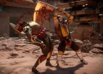 Этот мод файтинга (драки) Mortal Kombat 11 позволяет управлять камерой