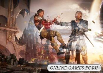 компьютерная игра Mortal Kombat 11