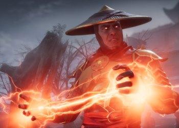 Трейлер запуска компьютерной игры файтинга Mortal Kombat 11