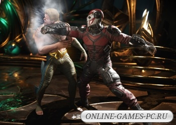 игра файтинг Mortal Kombat