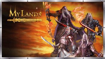 Браузерная игра My Lands