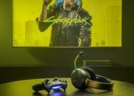 Компания SteelSeries выпустит наушники в стиле Cyberpunk 2077