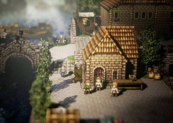 Слух: компьютерная фэнтезийная игра Octopath Traveler может появиться на ПК