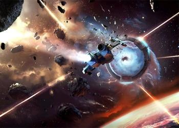 онлайн игра про космос
