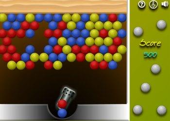онлайн игра в шарики