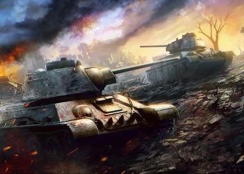 онлайн игра в танки