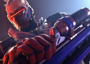 Игра стрелялка от 1-го лица Overwatch. Режимы игры