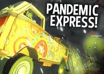 игра зомби-шутер Pandemic Express Zombie Escape