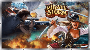 Браузерная игра Pirate Storm