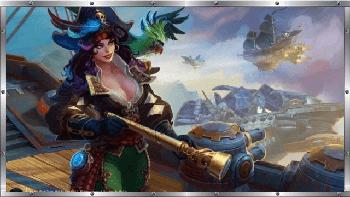 Клиентская игра Пираты: Штурм Небес