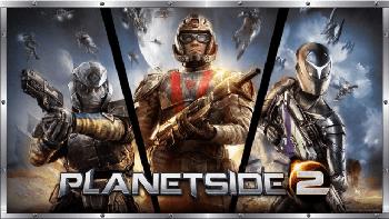 Клиентская игра PlanetSide 2