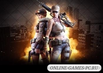 онлайн игра на пк стрелялка Point Blank