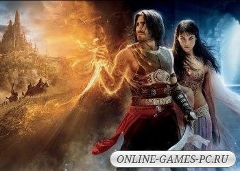 компьютерная игра Prince of Persia