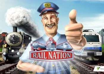 онлайн игра rail nation