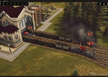 Экономическая стратегия Railroad Corporation выходит в ранний доступ
