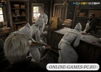 игра экшен Red Dead Redemption 2