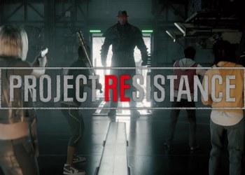 Тиран возвращается в Resident Evil – Project Resistance