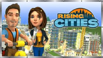 Браузерная игра Rising Cities
