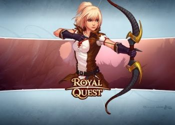 онлайн игра на пк Royal Quest