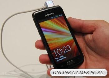 Samsung Galaxy i8150 W