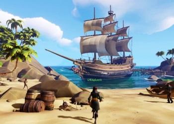компьютреная игра Sea of Thieves