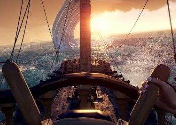 игра про пиратов Sea of Thieves