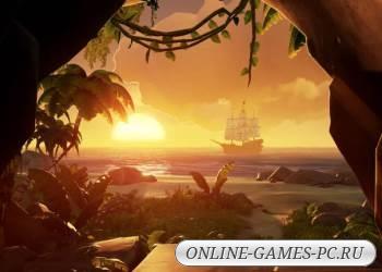 онлайн игра на пк экшен-приключение Sea of Thieves
