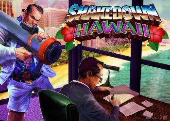 компьютерная игра экшен Shakedown Hawaii